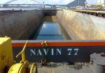 Vrachtduwbak: Navin 77
